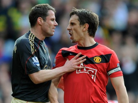 Liverpool fans prefer Gary Neville over Jamie Carragher as TV pundit