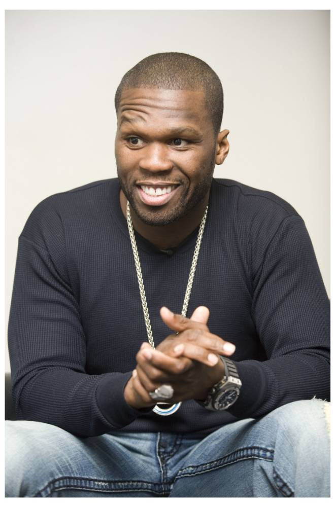 50 Cent can't touch a cent after lawsuit