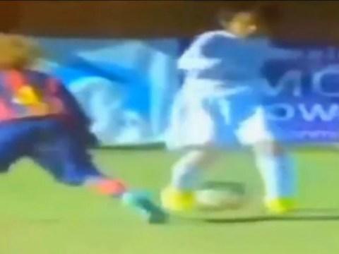 Watch Real Madrid's 'Japanese Cristiano Ronaldo' Takuhiro Nakai embarrass Barcelona with skills