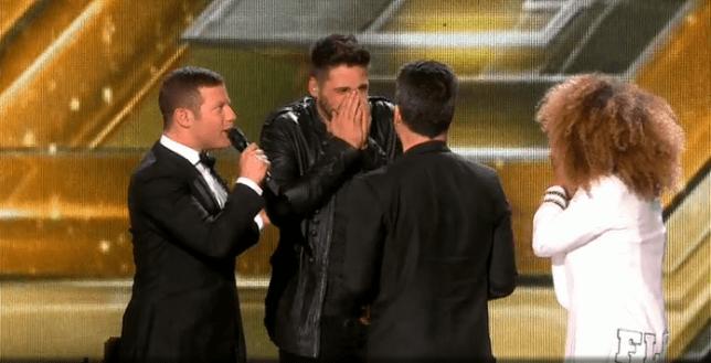 Ben Haenow, X Factor winner, X Factor final 2014