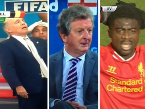 The best football vines of 2014: From Roy Hodgson and David Moyes to Kolo Toure and Alan Pardew