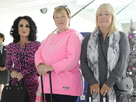 Birds of a Feather to pay special tribute to Lynda Bellingham with Tracey set to have a cancer scare