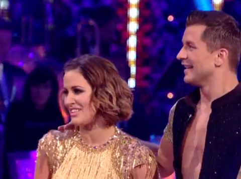Caroline Flack's Cha Cha Cha leaves Craig Revel Horwood speechless