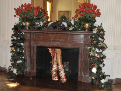 Christmas quiz: Guess who's coming down the chimney