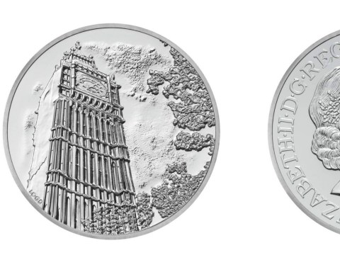£100 coin launched to celebrate the New Year