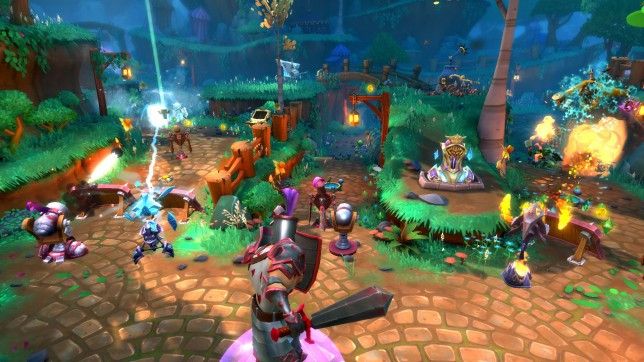 Dungeon Defenders II - the friendly face of free-to-play