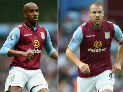 Liverpool 'want to sign Aston Villa duo Fabian Delph and Ron Vlaar in £15m transfer deal'