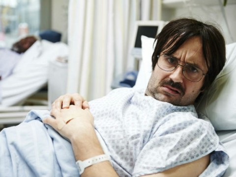 11 perfect moments from the Derek Christmas special (and the last ever episode)