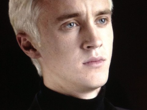 Someone is pretending to be Draco Malfoy on Tinder and it's filthy