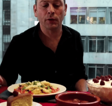 This is how you can get drunk just by eating food