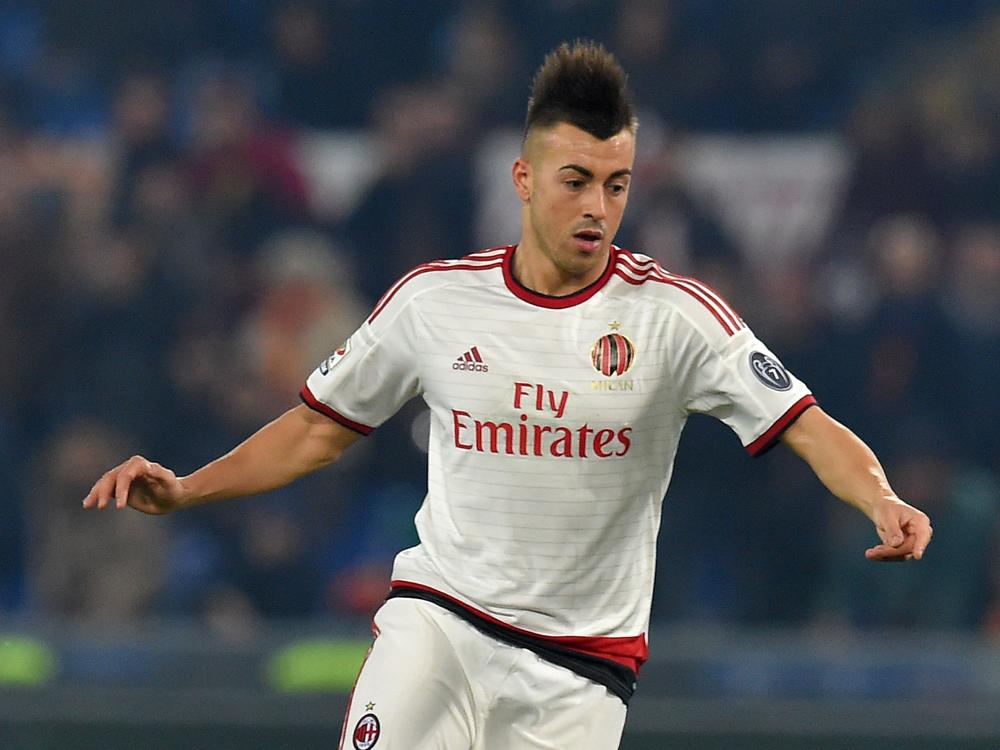 Liverpool and Manchester United set to battle for cut-price transfer deal for AC Milan's Stephan El Shaarawy