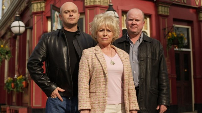 Grant Mitchell, Ross Kemp, EastEnders