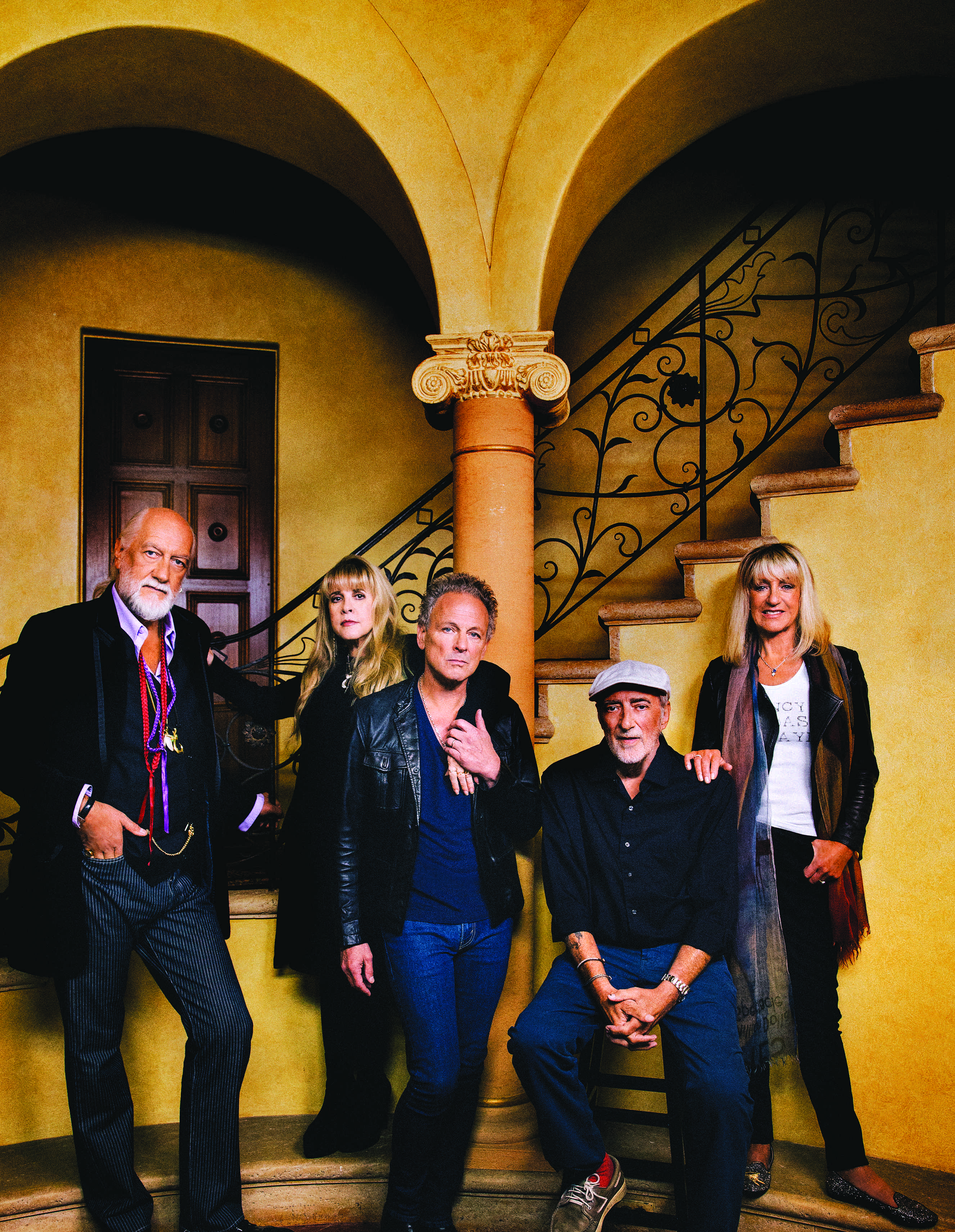 Fleetwood Mac confirmed as first headliners for Isle Of Wight Festival 2015