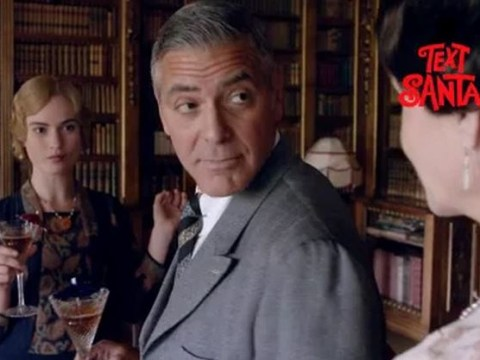 George Clooney doesn't want to destroy Downton Abbey like he nearly did with the Batman franchise