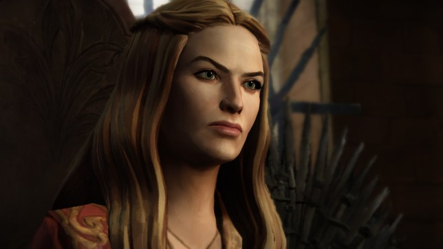 Game Of Thrones: Episode One (PC) - not as funny as Borderlands (obviously)