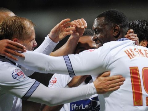 Emile Heskey scores 15 minutes into Bolton debut v Blackburn Rovers