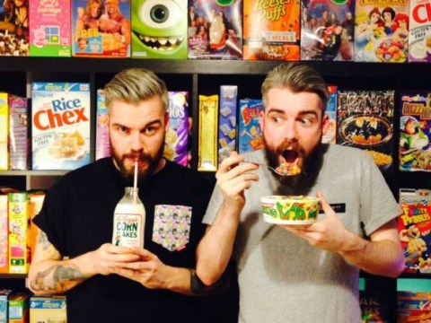 'You didn't even pay me for the cereal!' Twin who opened Cereal Cafe writes open letter to Channel 4