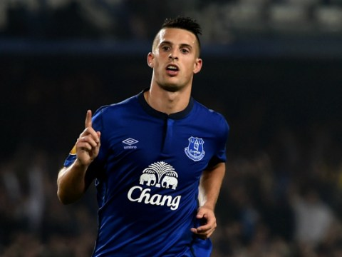 Liverpool 'want to sign Everton star Kevin Mirallas in shock transfer deal'