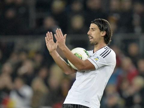 Arsenal transfer target Sami Khedira wants Real Madrid stay