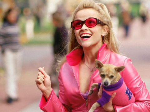 Reese Witherspoon is still thinking about a third Legally Blonde movie