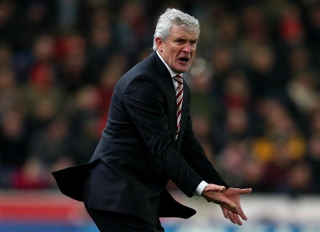 Three key issues Mark Hughes needs to address at Stoke City in the January transfer window