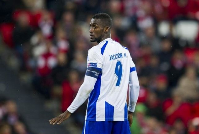 Jackson Martinez has been linked with a move to the Premier League (Picture: Getty)