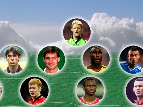 Would Thierry Henry make your greatest ever Premier League XI?