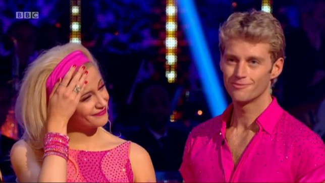 Strictly Come Dancing 2014: Viewers 'raging' as Pixie Lott sent home