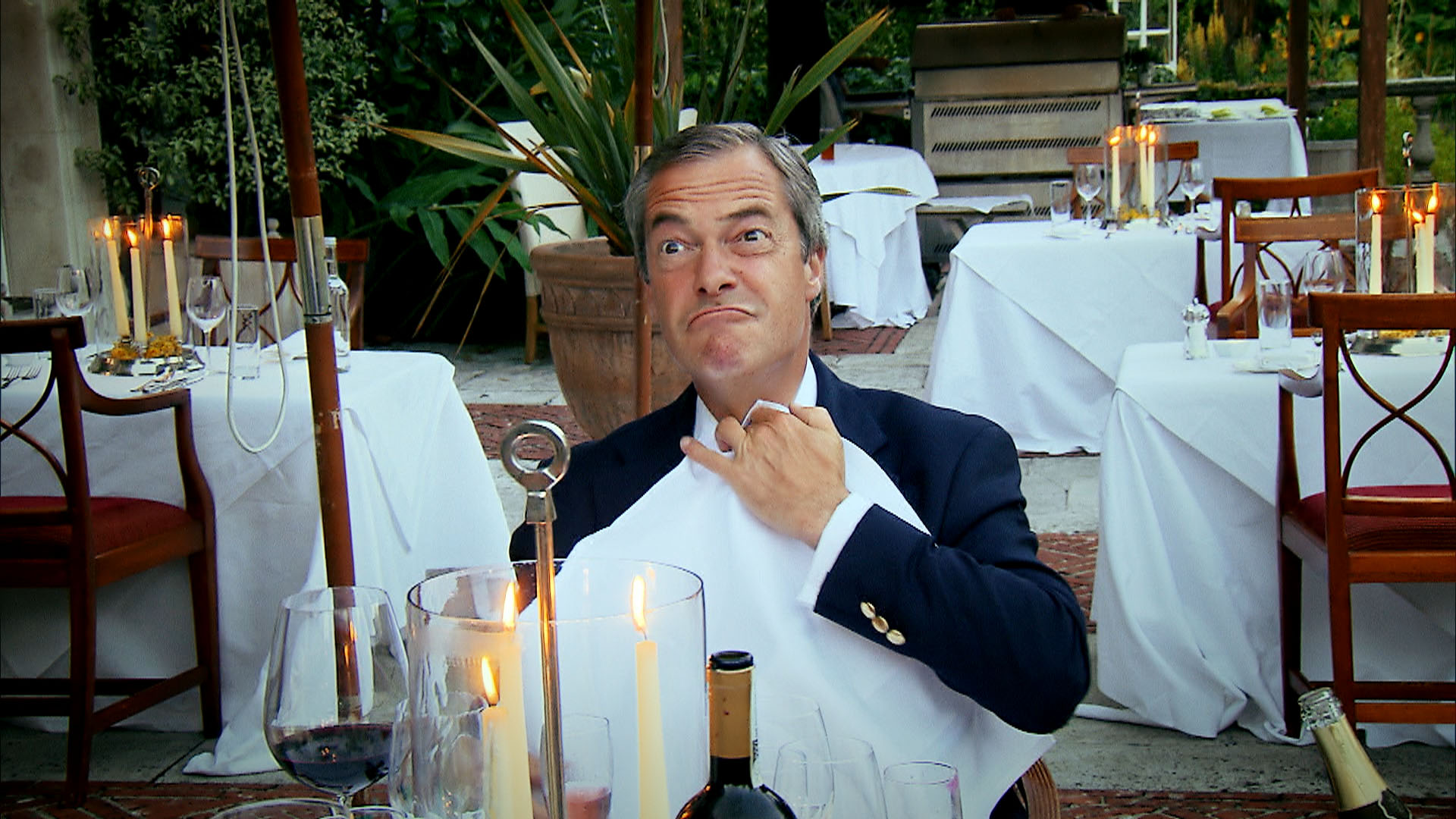 Even Farage-haters will like him more after watching Steph And Dom Meet Nigel Farage