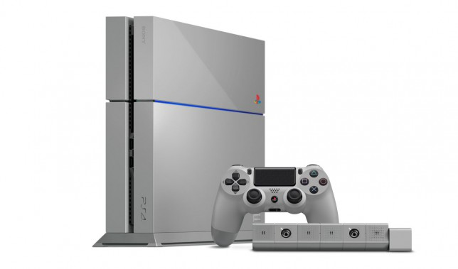 PlayStation 4 20th Anniversary Edition - a complicated purchase