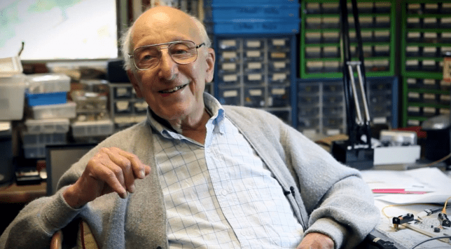 Ralph Baer - the man that invented consoles