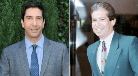 David Schwimmer 'to play Kim Kardashian's dad Robert Kardashian in new OJ Simpson TV series'