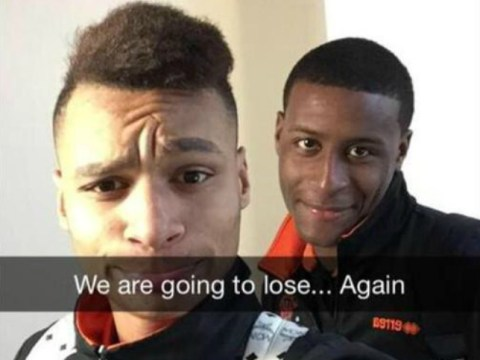 Blackpool star Jacob Murphy trolls club with cheeky 'lose again' Snapchat