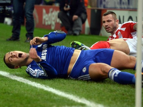 Out played? Yes. But you can't call Stoke City dirty after Chelsea defeat