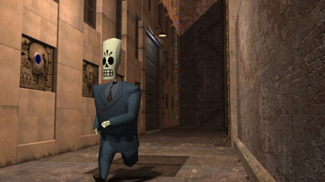 Grim Fandango Remastered (PS4) - a bare bones update