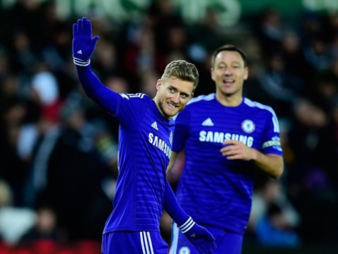 Chelsea's Andre Schurrle could complete Wolfsburg transfer in next few days