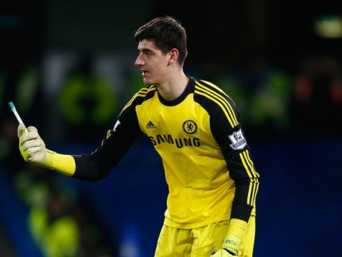 Chelsea's Thibaut Courtois trolled about Manchester United goalkeeper David de Gea during Q&A session