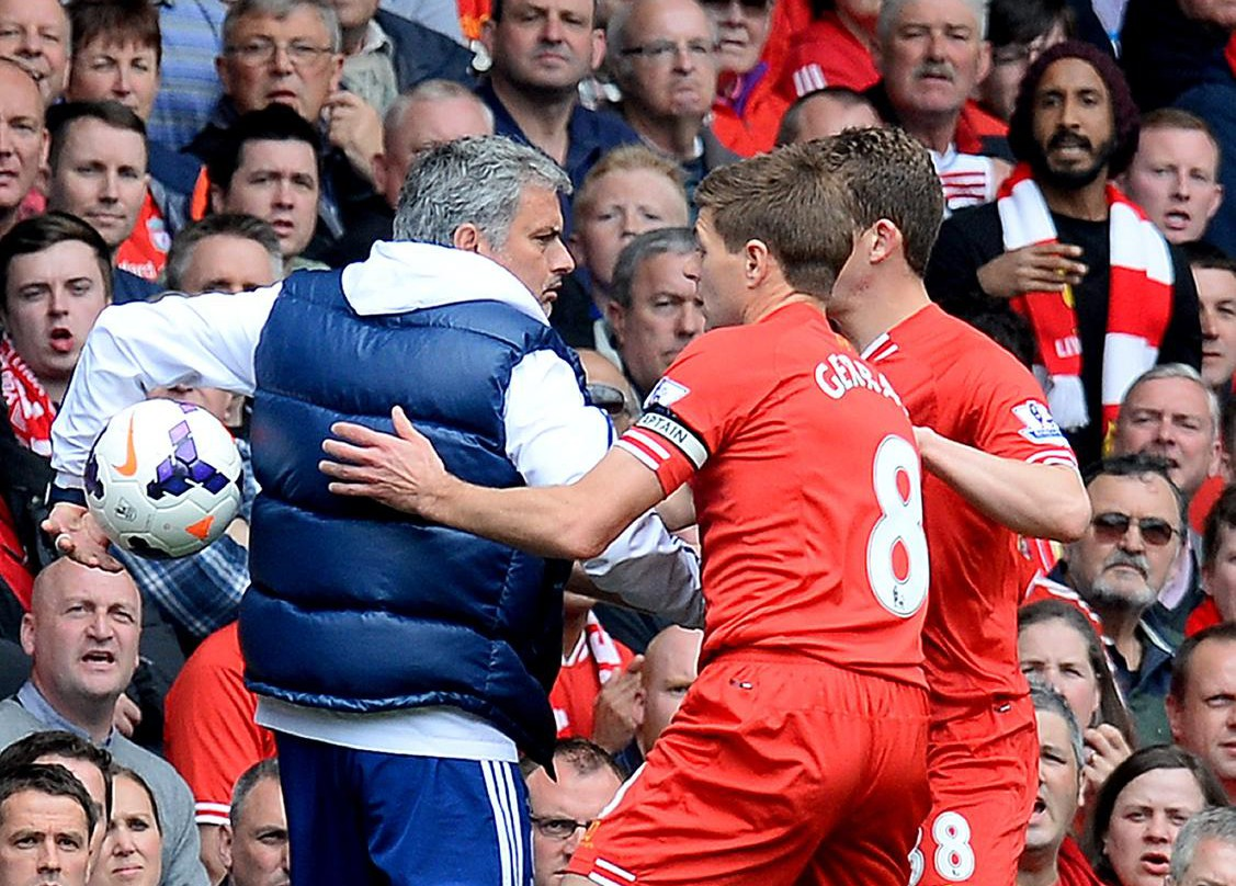 Jose Mourinho: Missing out on Steven Gerrard my greatest transfer disappointment