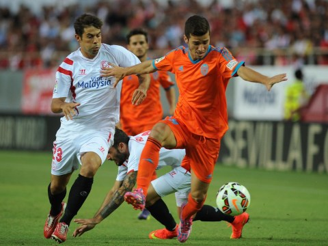 Arsenal 'to stump up £13.5m release clause' to beat Real Madrid to Valencia's Jose Luis Gaya