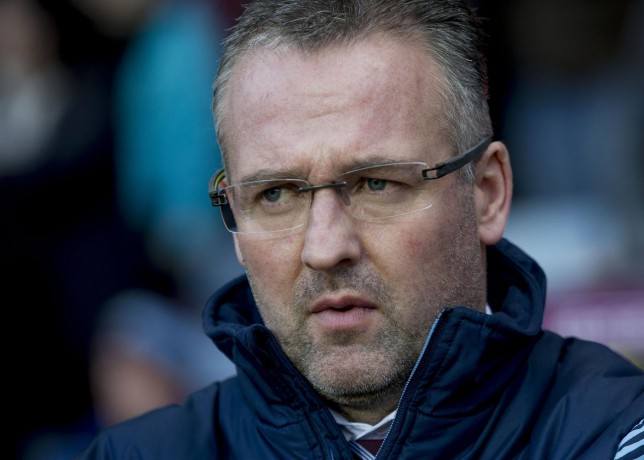 The tactical changes Paul Lambert MUST make to save Aston Villa