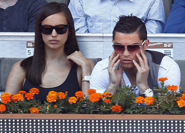 Cristiano Ronaldo and Irina Shayk have called time on their five-year relationship