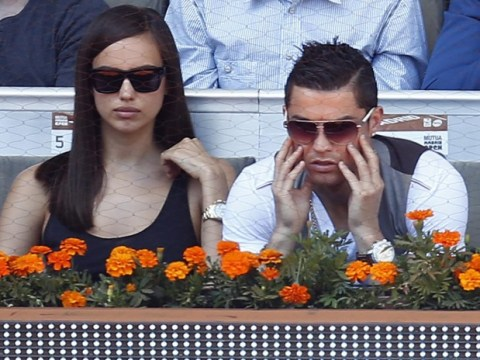 Cristiano Ronaldo's split from Irina Shayk confirmed – but model denies falling out with his family