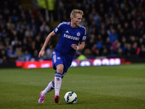Andre Schurrle 'is shock inclusion' in Chelsea squad for Manchester City clash despite Wolfsburg transfer rumours