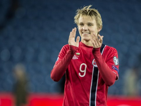 Arsenal offer to 'fast-track' Martin Odegaard fails as wonderkid agrees Real Madrid transfer