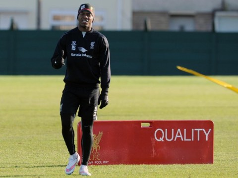 Liverpool boss Brendan Rodgers hopeful of having Daniel Sturridge back by February
