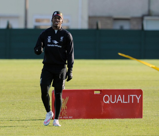 Brendan Rodgers is hopeful Daniel Sturridge will return to action soon (Picture: Getty Images)