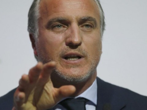 David Ginola runs for Fifa presidency, gets made to look silly by reporters