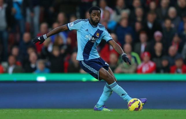 Liverpool 'set to make £11.5m transfer bid for West Ham loan star Alex Song'