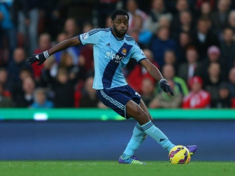 Liverpool 'set to make £11.5m transfer bid for West Ham loan star Alex Song'