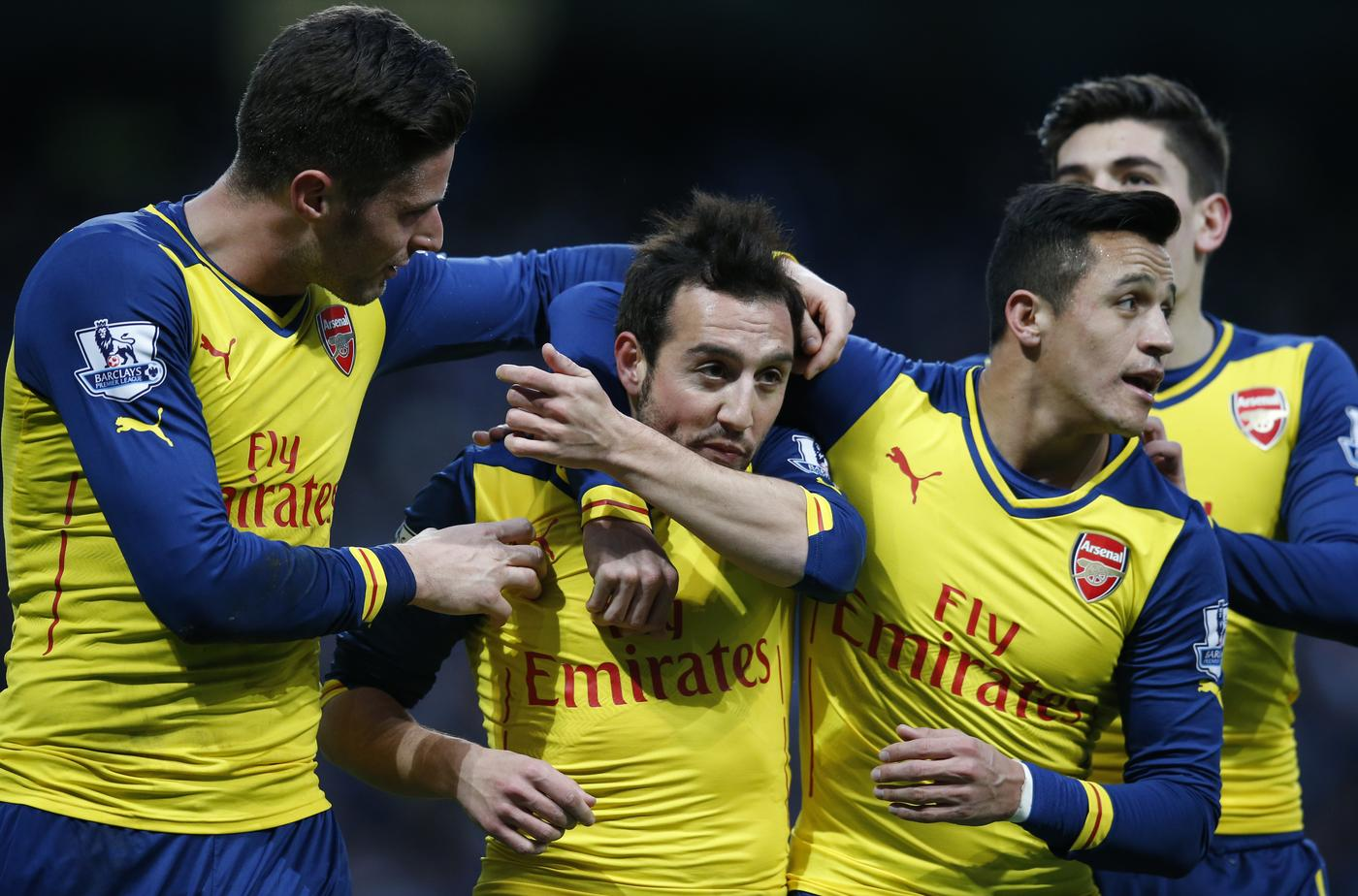 Arsenal's Santi Cazorla would be ideal Barcelona signing, says Xavi